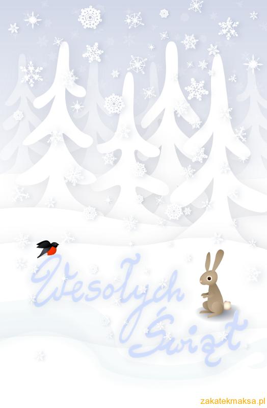 Wesołych Świąt życzy Zakątek Maksa!